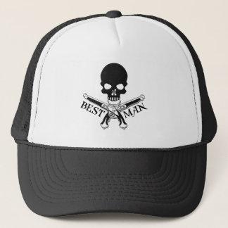 Le meilleur casquette d'homme de pirate