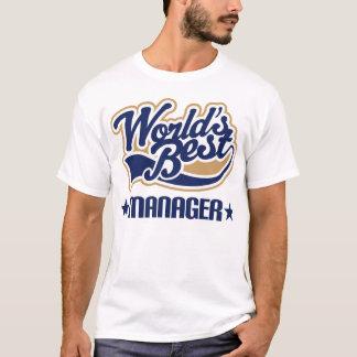 Le meilleur directeur des mondes t-shirt