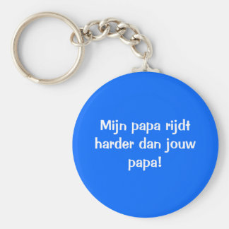 Le meilleur papa porte-clés