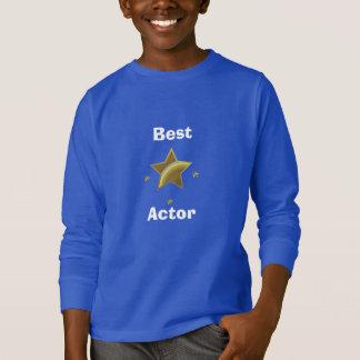Le meilleur sweat - shirt à capuche d'acteur