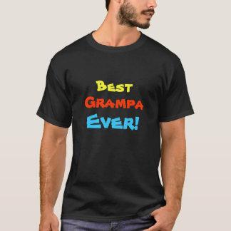 Le meilleur T-shirt de grampa jamais