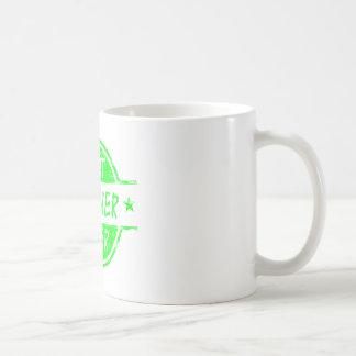 Le meilleur vert de gagnant jamais mug