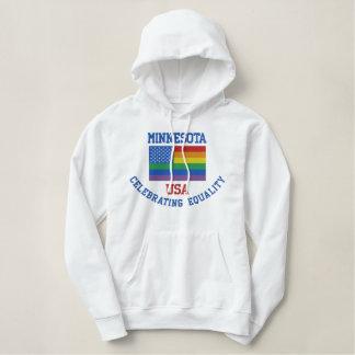Le MINNESOTA célébrant le sweatshirt d'égalité