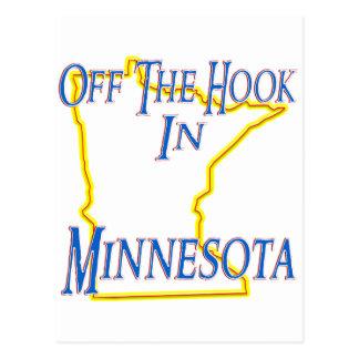 Le Minnesota - outre du crochet Carte Postale