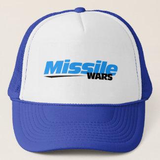 Le missile lutte casquette de camionneur de logo