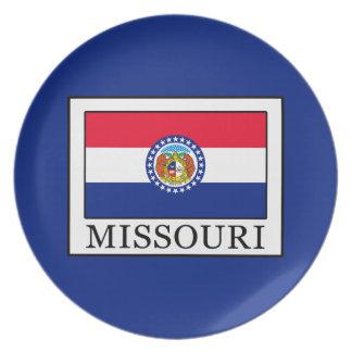 Le Missouri Assiette