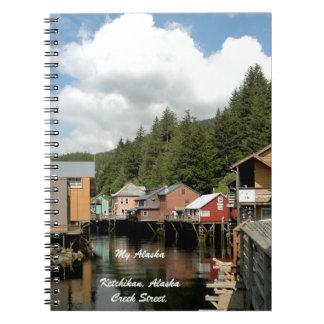 Le mon Alaska, Ketchikan, Alaska - carnet