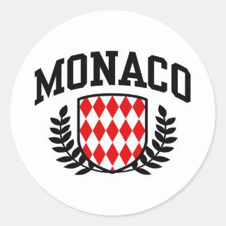 Le Monaco Adhésifs Ronds