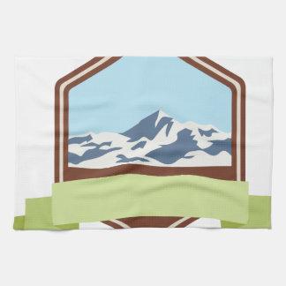 Le mont Everest Linge De Cuisine