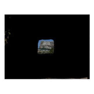 Le mont Rushmore Carte Postale