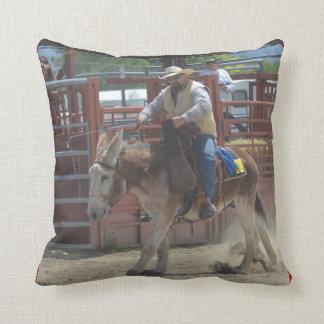 Le Montana mule jours en juin 2016 Coussin