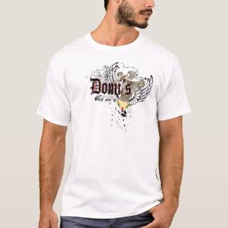 Le moteur s'envole le T-shirt de Domi