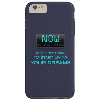 Le Now est le Time to Live votre coque iphone