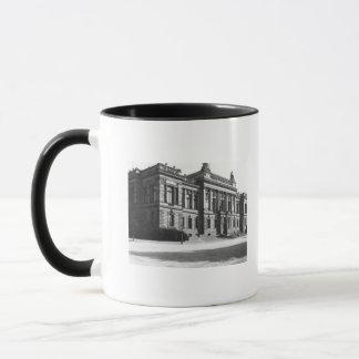 Le palais de la délégation régionale mug