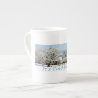 le pays des merveilles d'hiver mug
