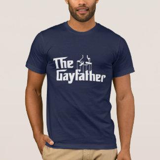 Le père gai t-shirt