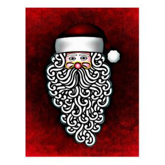 Le père noël - Joyeux Noël Cartes Postales