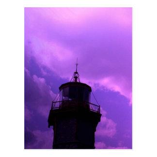 Le phare le plus ancien V1 d'île de Toronto Cartes Postales