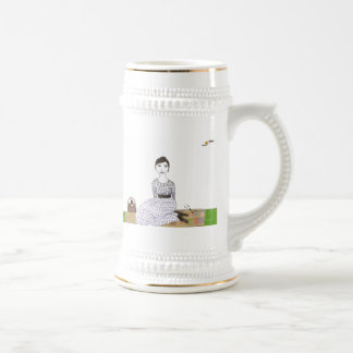 Le pique-nique de Jane Austen Chope À Bière