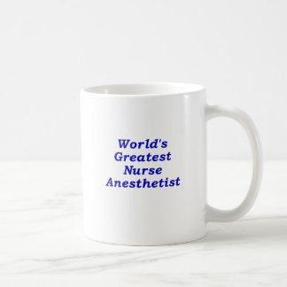Le plus grand anesthésiste des mondes mug