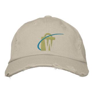 Le plus grand chapeau brodé de Chino des mondes