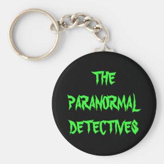 Le porte - clé paranormal de détectives porte-clés