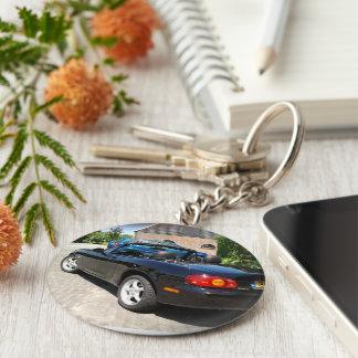 Le porte-clés NB noir 1999