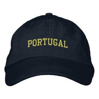 Le Portugal Casquette Brodée