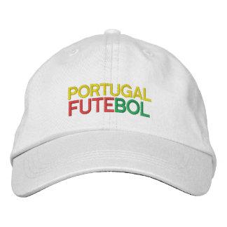 LE PORTUGAL FUTEBOL CASQUETTE BRODÉE