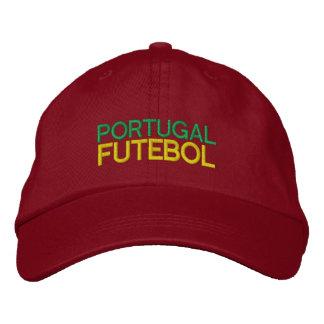 LE PORTUGAL FUTEBOL CHAPEAUX BRODÉS