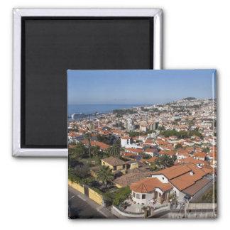 Le Portugal, île de la Madère, Funchal. Funiculair Magnet Carré