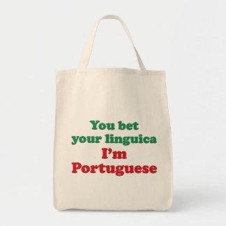 Le Portugal Linguica 2 Sac En Toile Épicerie