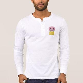 Le poumon sleeve V.I.L.T. le logo T-shirt