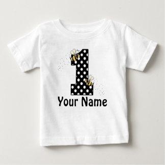 Le premier anniversaire gaffent le T-shirt