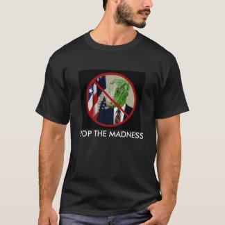 Le Président Dark T-Shirt de reptile