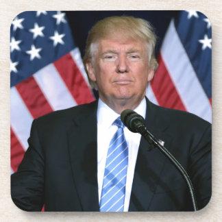 Le Président Donald Trump Dessous-de-verre