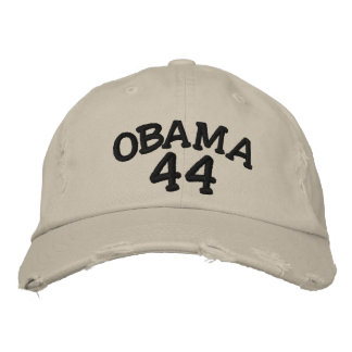 Le Président Embroidered de Barack Obama quarante- Casquettes De Baseball Brodées