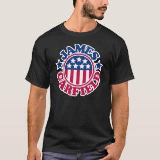 Le Président James Garfield des USA T-shirt