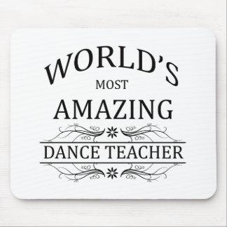 Le professeur de la danse le plus extraordinaire tapis de souris