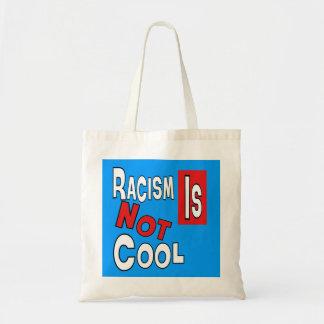 LE RACISME N'EST PAS FRAIS SAC EN TOILE BUDGET