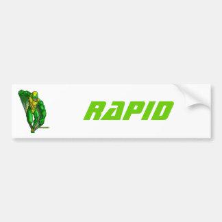 Le Rapid le Celtic adoube Speedster Autocollant De Voiture