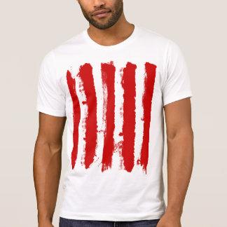 Le rebelle barre la chemise t-shirt