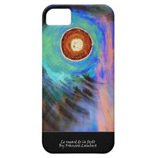 Le regard de la forêt coques iPhone 5 Case-Mate