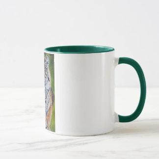 Le regard fixe du tigre mug