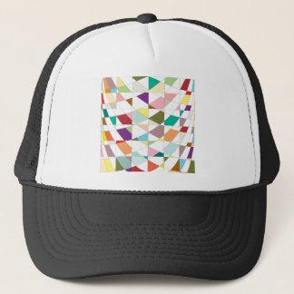 Le résumé colore la tapisserie casquette