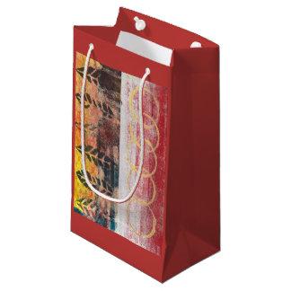 Le résumé laisse rouge et jaunit le sac de 170256