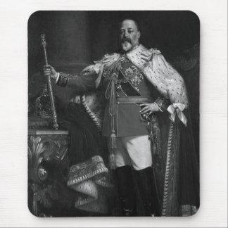 Le Roi Edouard VII Tapis De Souris