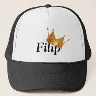 Le roi Filip casquette
