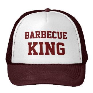 Le Roi Funny Hat de barbecue Casquette Trucker