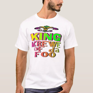 Le Roi Krewe du tee - shirt des hommes du DA Foo T-shirt